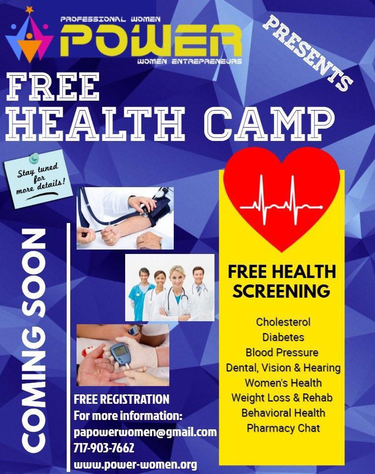 Power Health Camp
