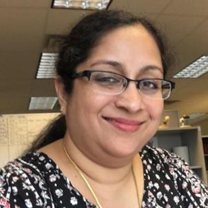 Mrs. Meena Ravi