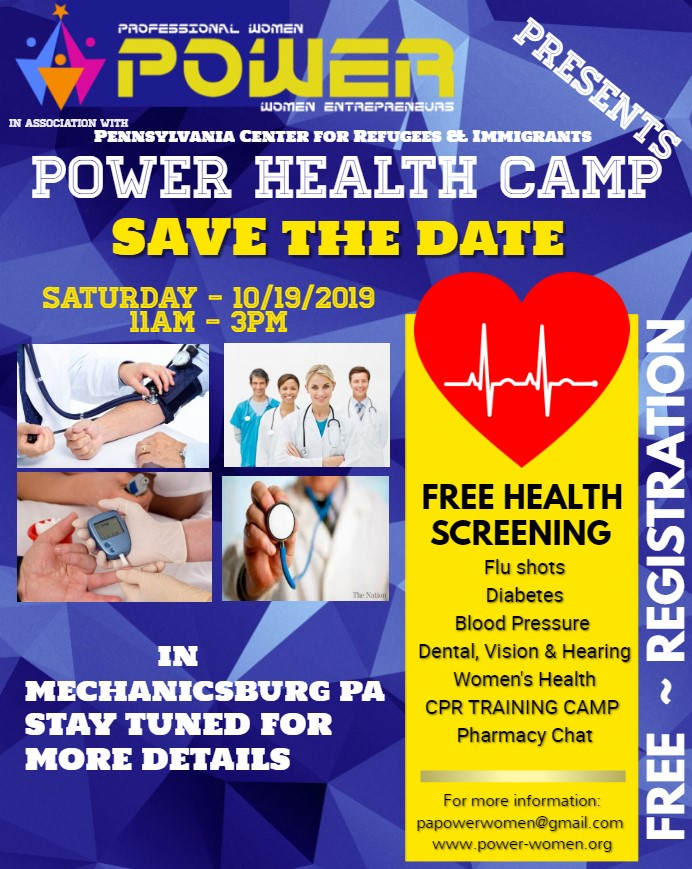 Power Health Camp