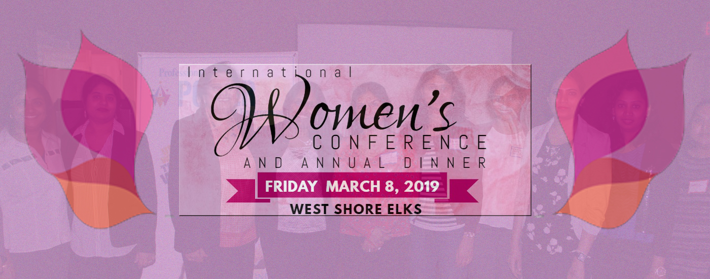 POWER WOMEN'S CONFERENCE & ANNUAL DINNER